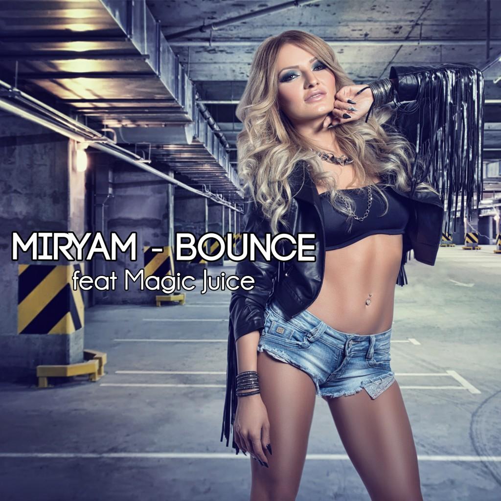 Artwork Miryam feat. Magic Juice - Bounce