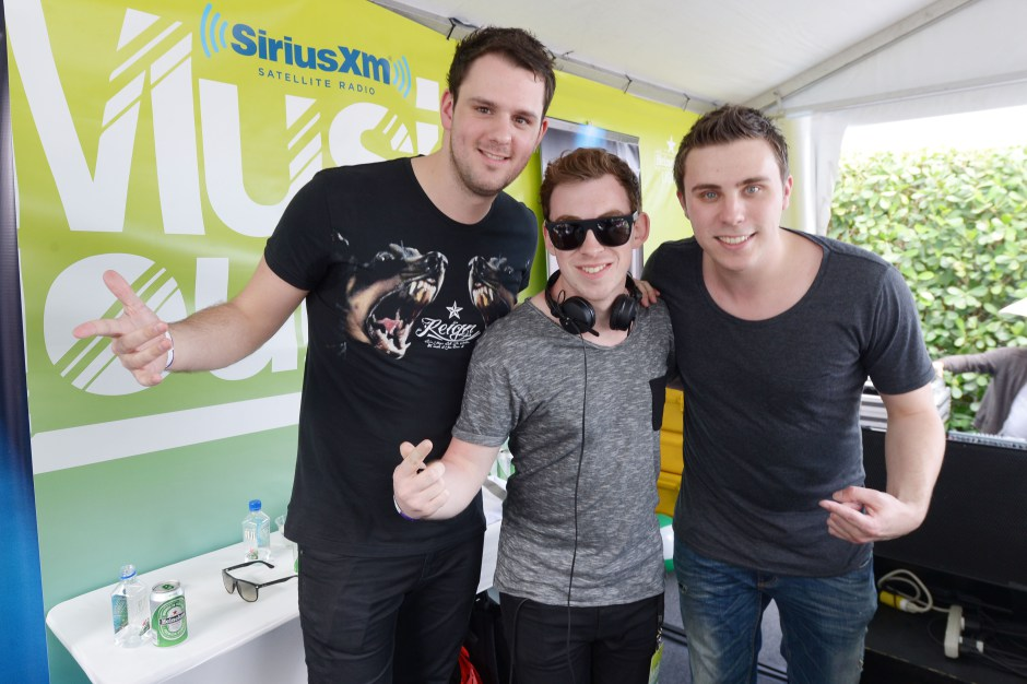 "SiriusXM's ""UMF Radio"" Broadcast Live From The SiriusXM Music Lounge At The W Hotel In Miami - Thursday, March 27"