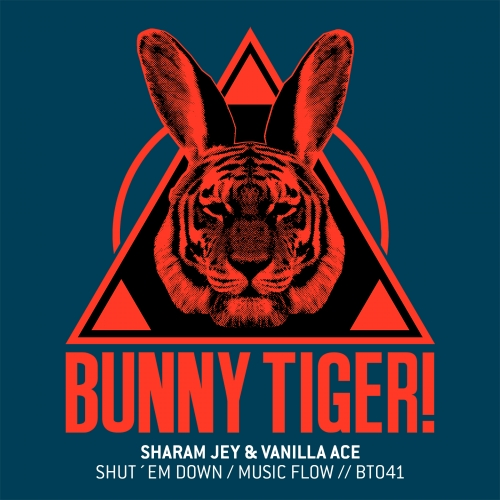 Sharam Jey & Vanilla Ace - Music Flow