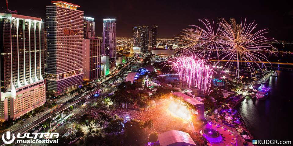 Ultra Music Festival 2015 Live Sets (Day 3, 29-03-2015)