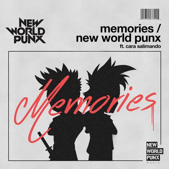 New World Punx ft. Cara Salimando – Memories