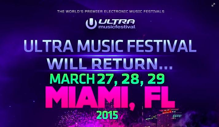 Tο Ultra Music Festival ανακοίνωσε το phase 2 του lineup του