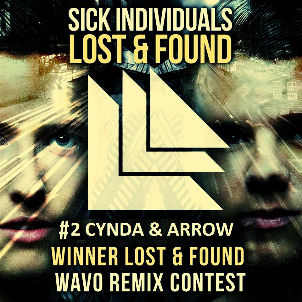 """Lost & Found"" Wavo Remix Contest: Στην 2η θέση οι Έλληνες παραγωγοί Cynda & Arrow!"