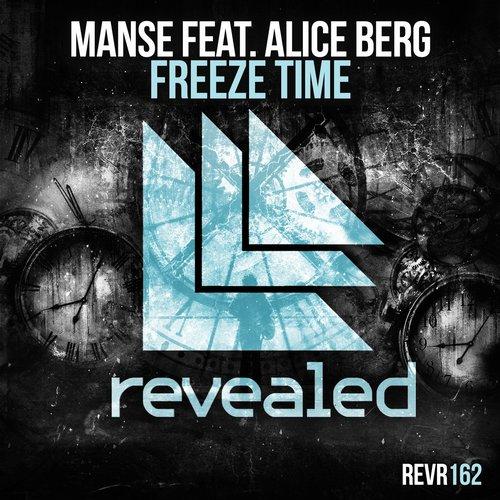 Manse feat. Alice Berg - Freeze Time
