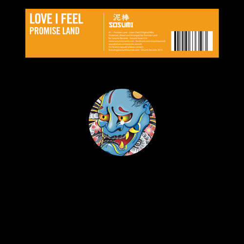 Promise Land - Love I Feel