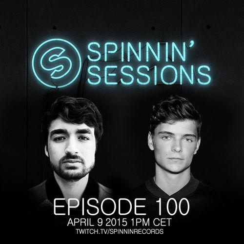 Spinnin Sessions 100 - Guest Martin Garrix and Oliver Heldens