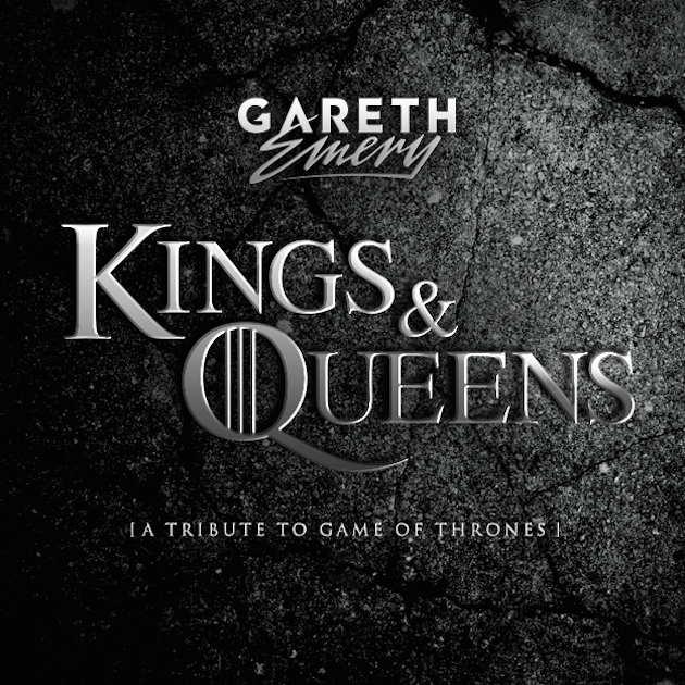 gareth emery kings and queens
