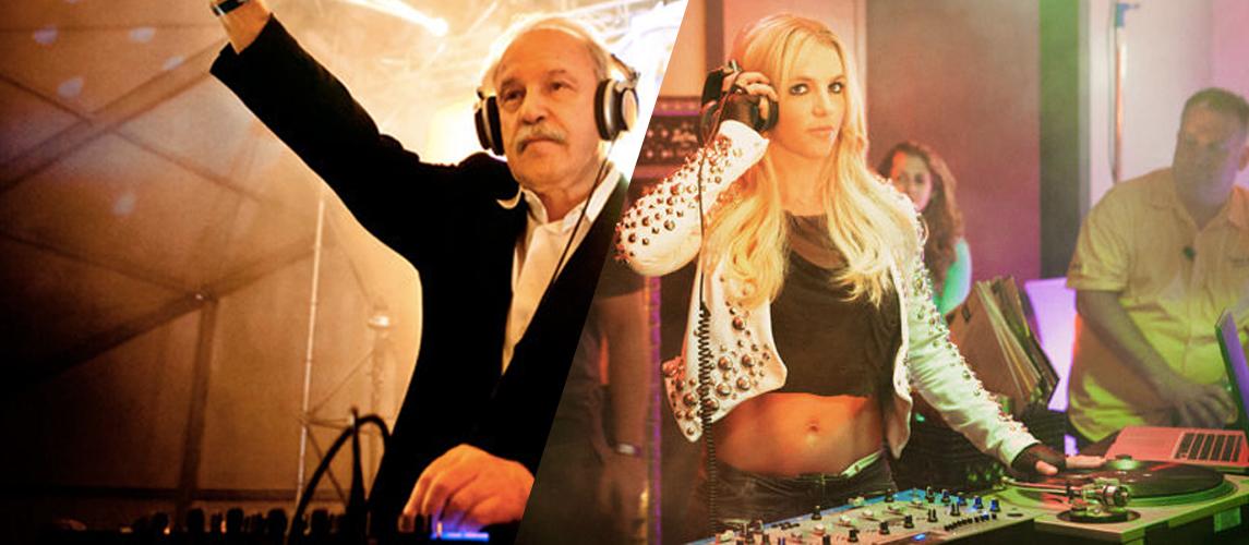 Giorgio Moroder feat. Britney Spears – Tom's Diner