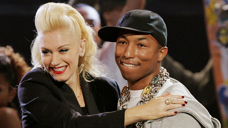 Gwen Stefani feat. Pharrell Williams – Shine