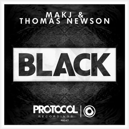 MAKJ & Thomas Newson – Black
