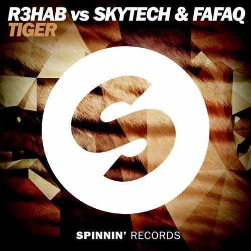 R3hab vs Skytech & Fafaq - Tiger