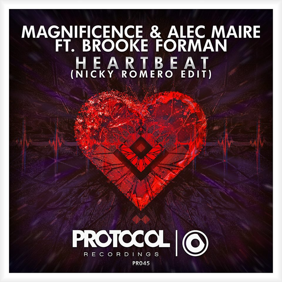 Magnificence & Alec Maire ft. Brooke Forman – Heartbeat (Nicky Romero Edit)