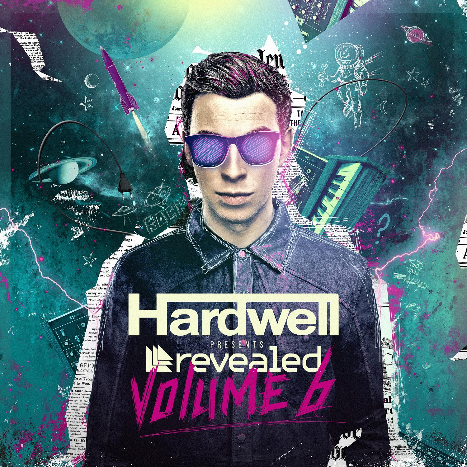 Hardwell-revealed-volume-6