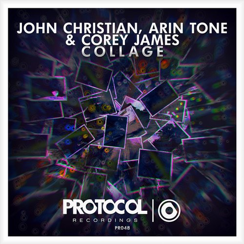 John Christian, Arin Tone & Corey James – Collage