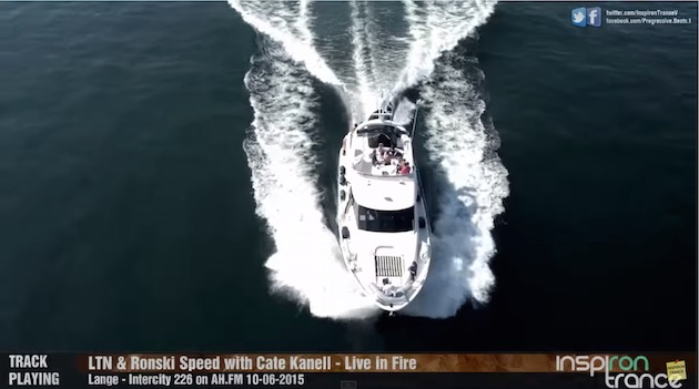 LTN & Ronski Speed with Cate Kanell - Live in Fire