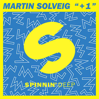 Martin Solveig (feat. Sam White) - +1 (Preview)