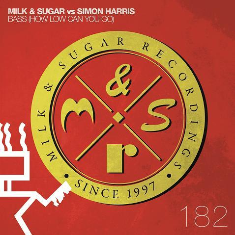 Milk & Sugar vs Simon Harris – Bass (How Low Can You Go) [Kolombo Remix + Club Mix]