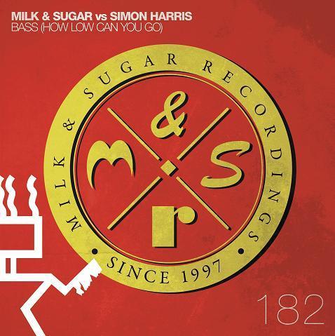 Milk & Sugar vs Simon Harris – Bass (How Low Can You Go) [Kolombo Remix + Club Mix]