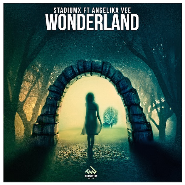 Stadiumx Feat Angelika Vee – Wonderland (Preview)