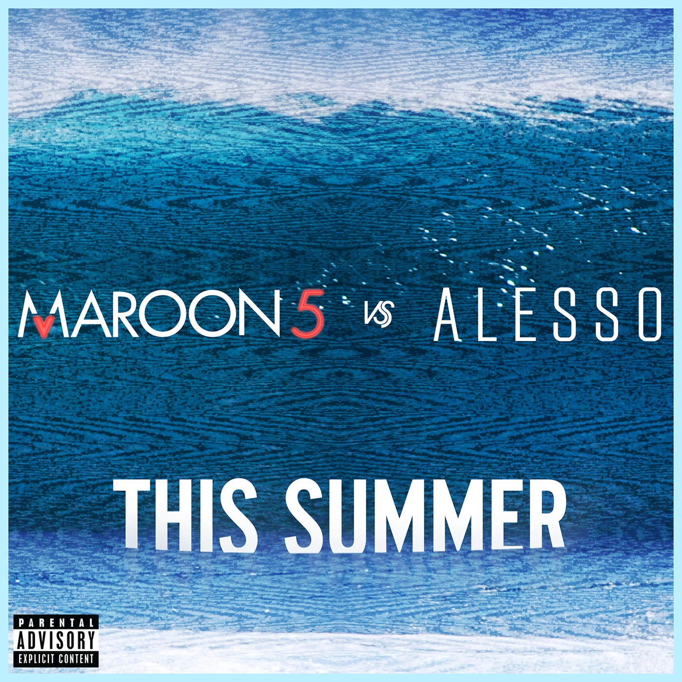 Maroon 5 – This Summer's Gonna Hurt Like A Motherfucker (Alesso Remix) (Preview)