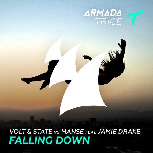 Volt & State vs Manse feat. Jamie Drake - Falling Down