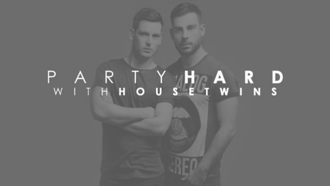 HouseTwins - Party Hard