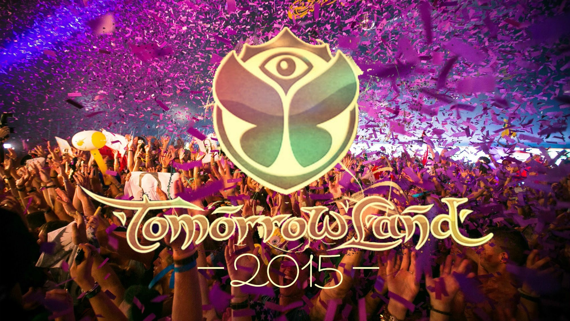 Tomorrowland Belgium 2015 Day 3 – Live Sets
