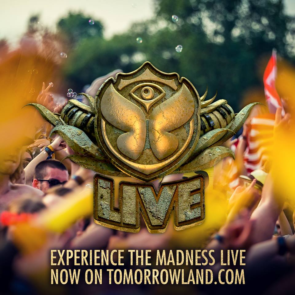 Tomorrowland 2015 – Live Stream