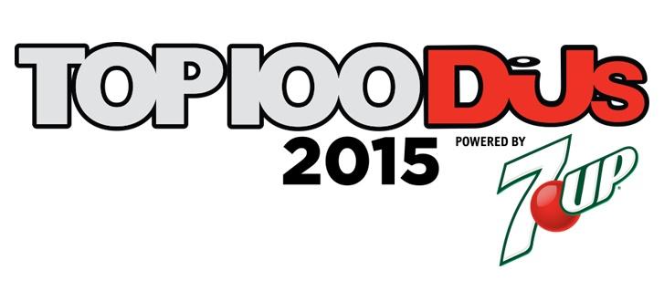 Top 100 DJs Voting 2015