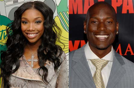Tyrese feat. Brandy - Rest Of Our Lives