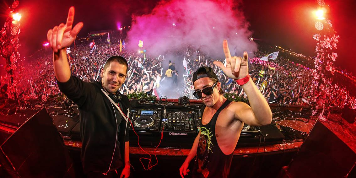 Dimitri Vegas, Like Mike & Steve Aoki vs Ummet Ozcan – Melody