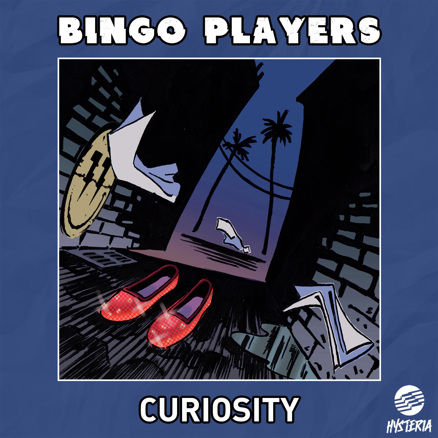 Bingo Players – Curiosity (VIDEO)