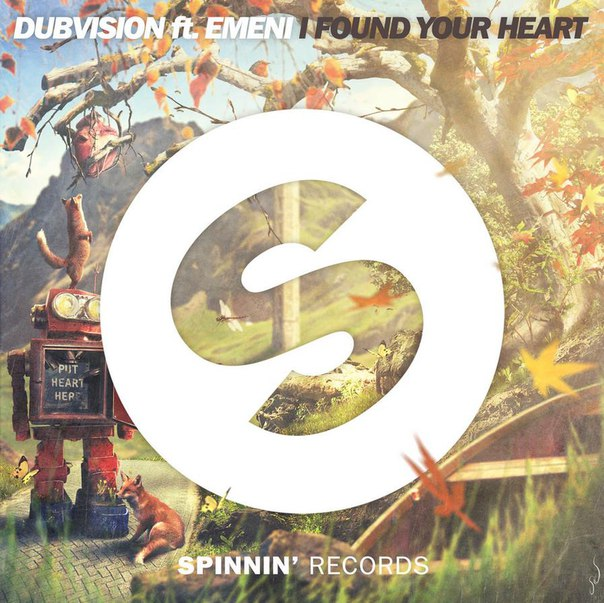 DubVision ft. Emeni – I Found Your Heart (Vocal Radio Edit)