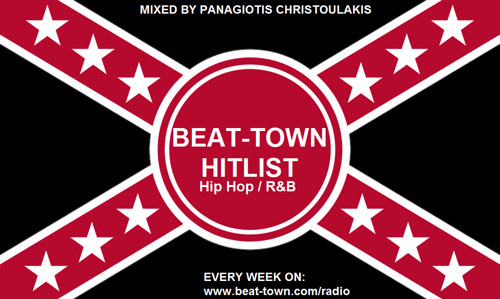 Beat Town Radio: Hitlist Vol. 36 (R&B and Hip Hop)