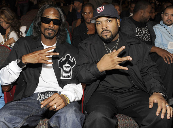snoop dogg ice cube