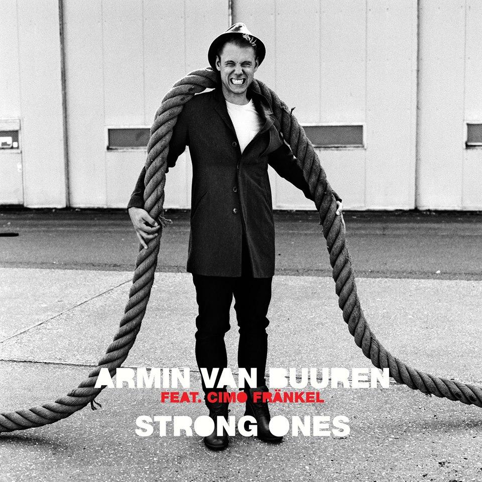 Armin van Buuren feat. Cimo Fränkel – Strong Ones (Video)