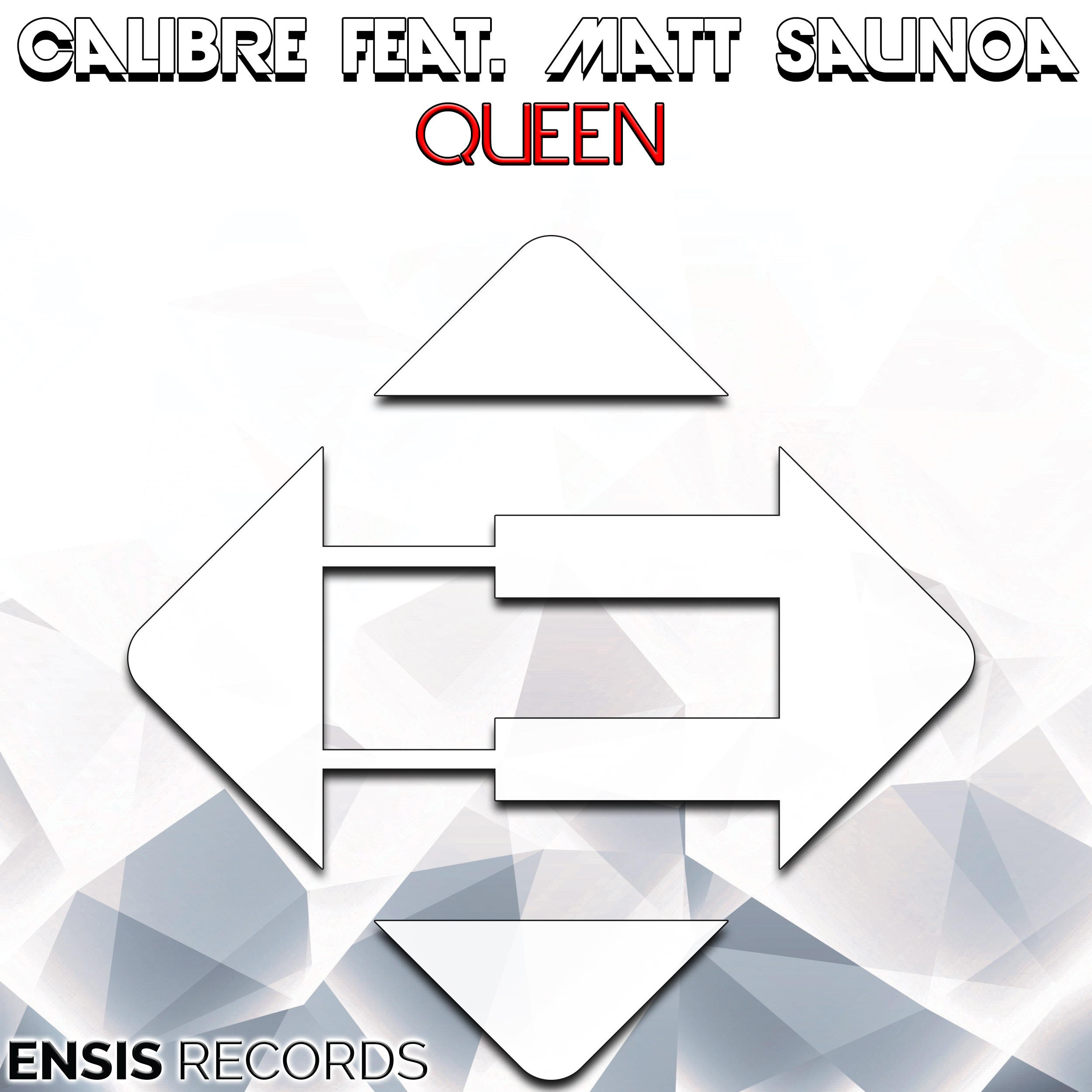 Calibre feat. Matt Saunoa – Queen (Lyric Video)