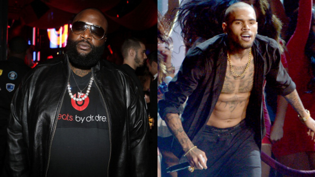 Rick Ross feat. Chris Brown – Sorry (Video)