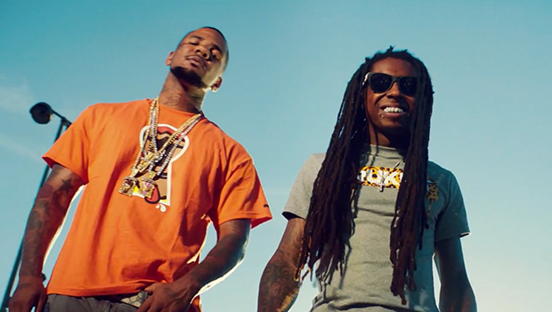 The Game feat. Lil Wayne – A.I. With The Braids