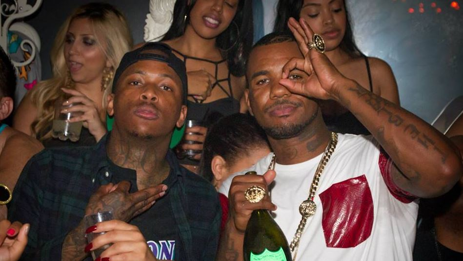 Lyrica Anderson feat. The Game & YG – Buzzin'