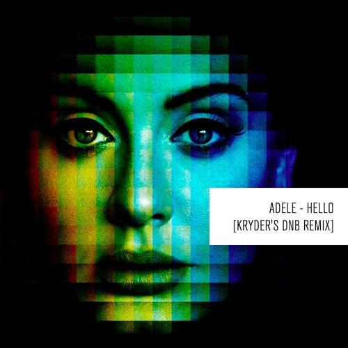 Adele - Hello (Kryder's DnB Remix)