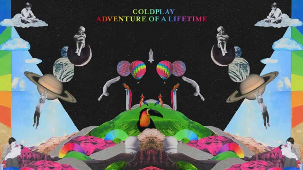 Coldplay – Adventure Of A Lifetime (Consoul Trainin Remix)