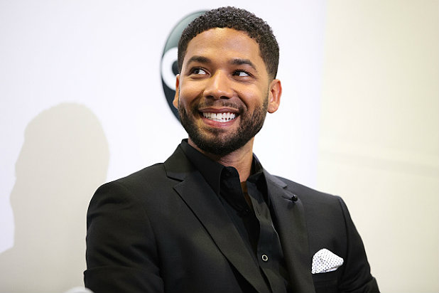 Jussie Smollett – I Am Who I Am