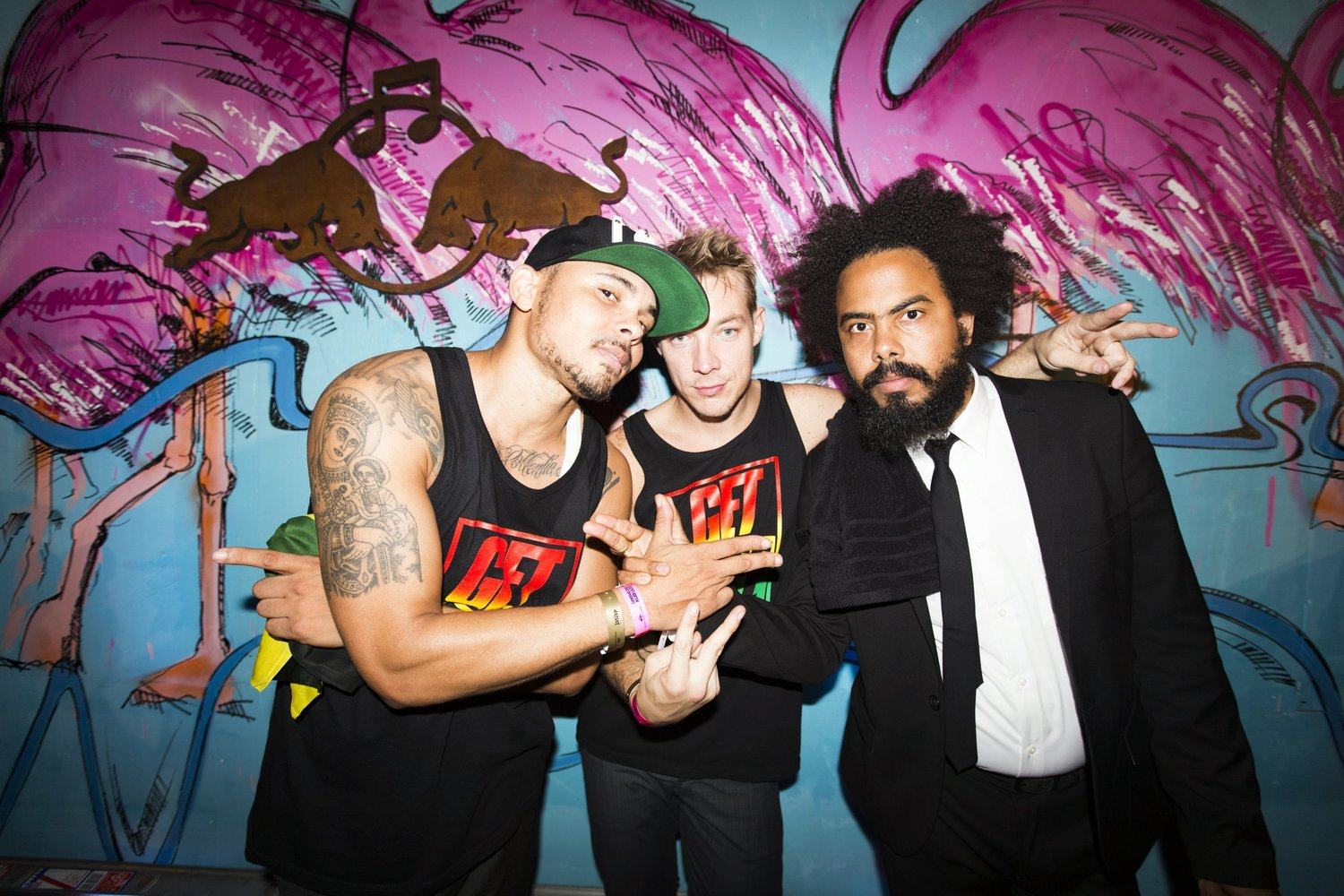Major Lazer feat. Ty Dolla $ign, MOTi, Kranium & Wizkid – Boom