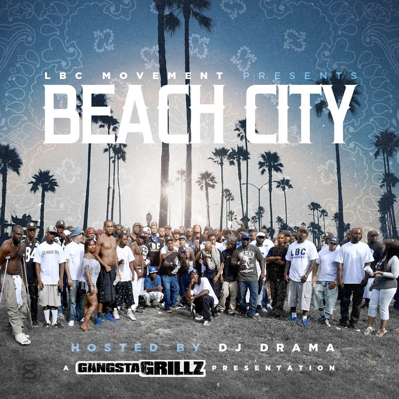 Mixtape: Snoop Dogg x DJ Drama x LBC Movement – Beach City (FD)