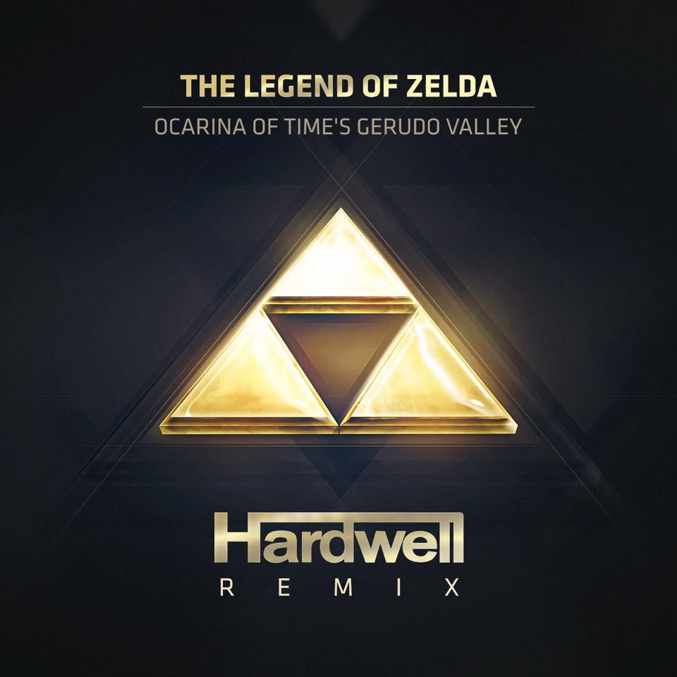 The Legend Of Zelda - Ocarina Of Time's Gerudo Valley