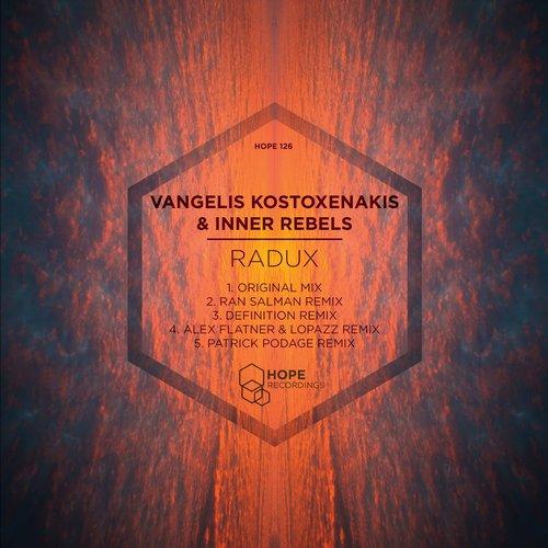 Vangelis Kostoxenakis & Inner Rebels - Radux