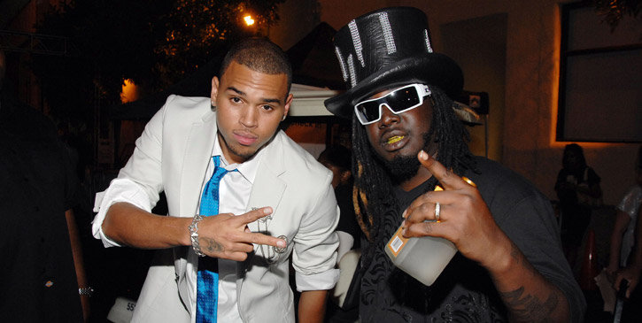 Chris Brown feat. T-Pain – Bring It Back