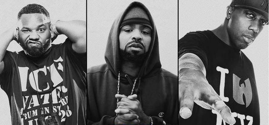 Method Man feat. Raekwon & Inspectah Deck – The Purple Tape (Video)