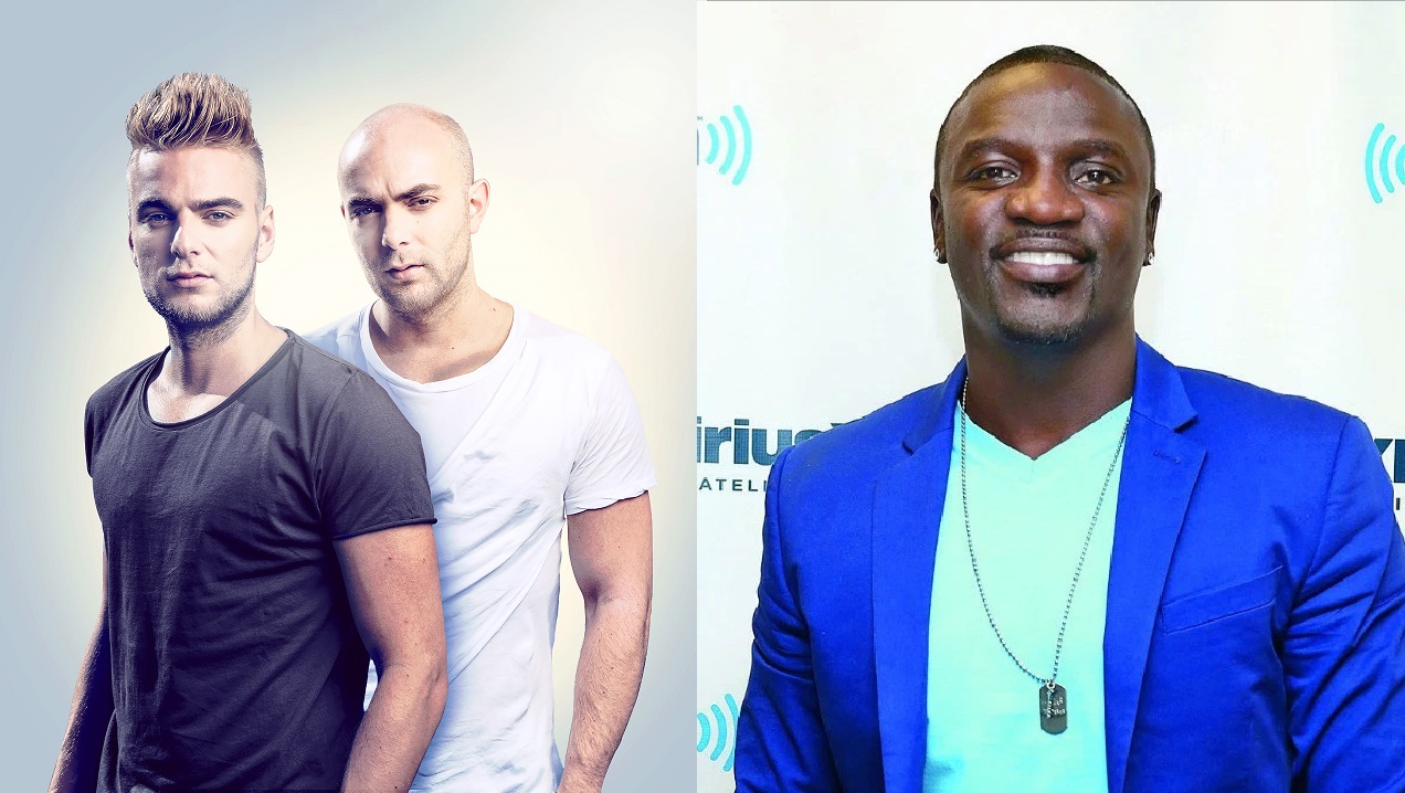 Showtek & Justin Primes feat. Akon – Cannonball (Remix)